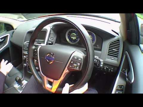 Volvo  XC60 2.0 2012 Review (Not Top Gear) EXCLUSIVE.