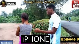 iPHONE Youngc Funny Comedy Episode 9