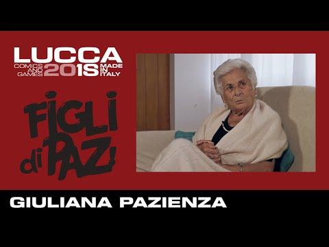 [Lucca Comics & Games] Figli di Paz - Giuliana Pazienza