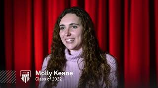 Helix Media Marketing | Emmanuel College Student Financial Services | Molly Keane