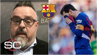¿OTRA CRISIS? La polémica no termina: la molestia de Messi en su llegada a Barcelona | SportsCenter