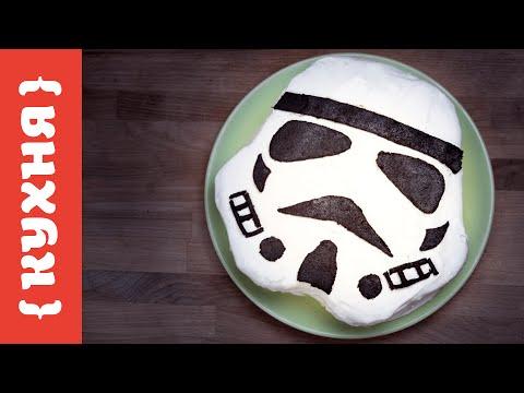 ШТУРМОВИК СО ВЗБИТЫМИ СЛИВКАМИ | Фруктовый торт