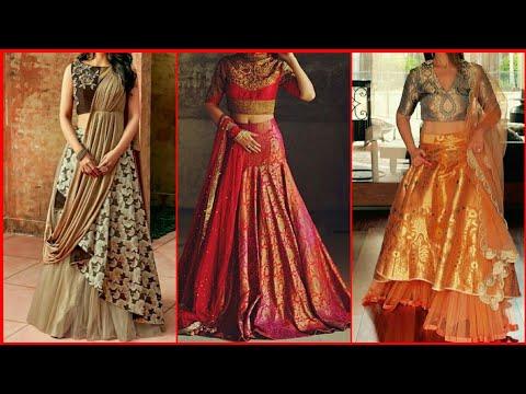 Latest Lehenga Choli Design for Engagement|Latest Designer Lehenga Collection|Lehenga Design Images