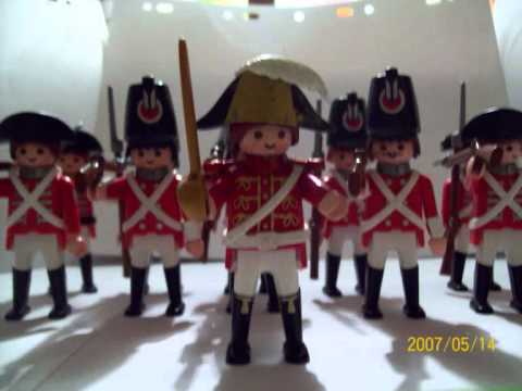 Playmobil bataille youtube - Playmobil soldat ...
