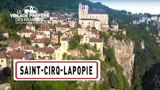 Saint-Cirq-Lapopie - Région Occitanie - Stéphane Bern - Le Village Préféré des Français