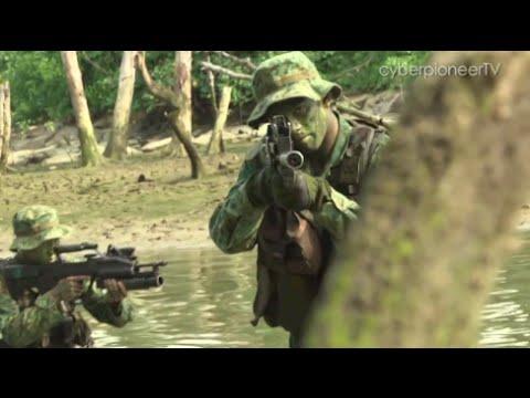 SAF Commando | The Red Berets
