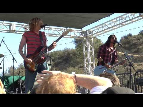 Chevy Metal (Dave Grohl/Taylor Hawkins) ~ 19th Nervous Breakdown 8/17/13 Levi