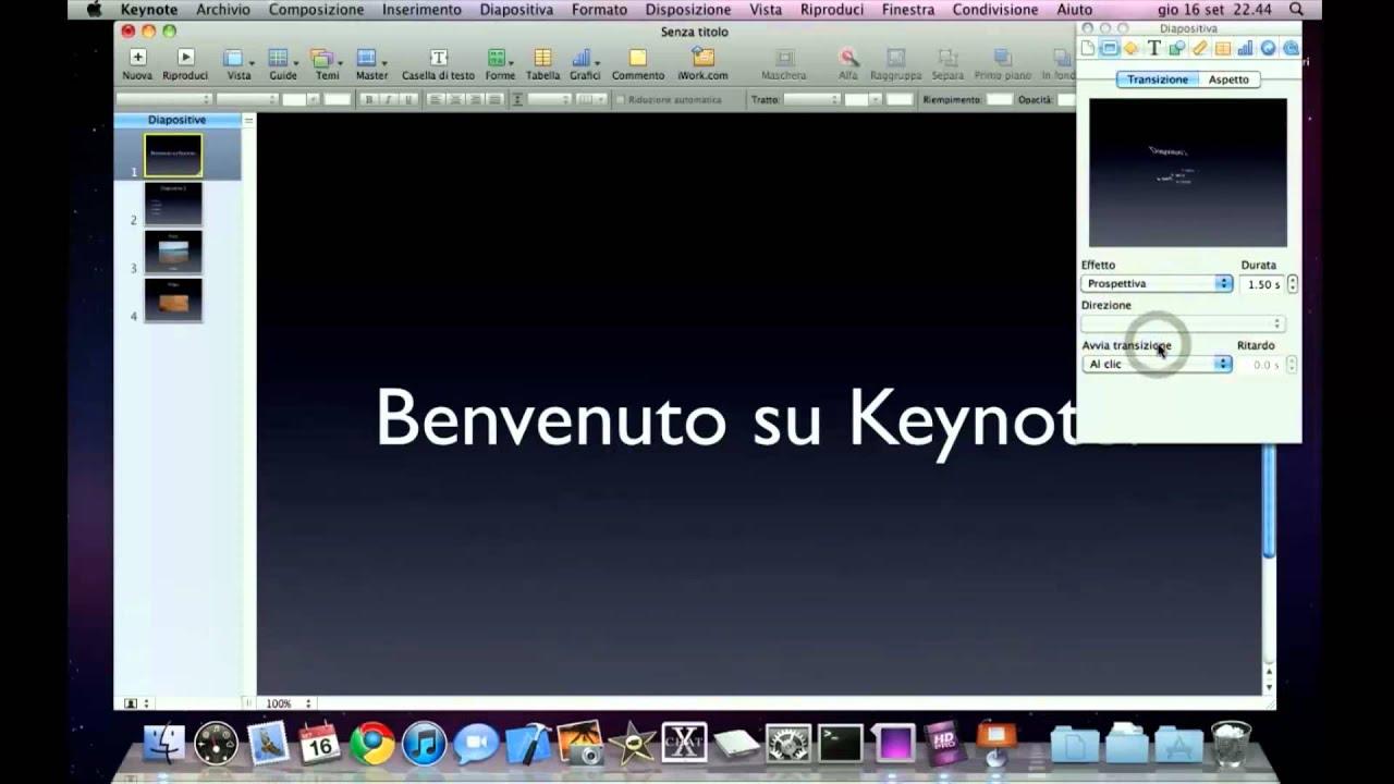 Drawing Lines In Keynote : Umac tutorial keynote youtube