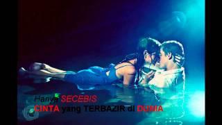 AKU BERSAHAJA with Lyric  (ROSSA feat TAUFIK BATISAH) HQ SOUND
