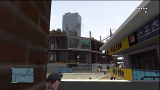 grand theft auto 5 max wanted level   gta v police rampage