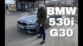 Обзор BMW 530i G30!  Идеальная машина для мегаполиса? |  Эль Греча (東京) | выпуск #17