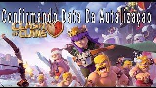Clash Of Clans Atualização De Natal!!! E Novo Jogo No canal??!