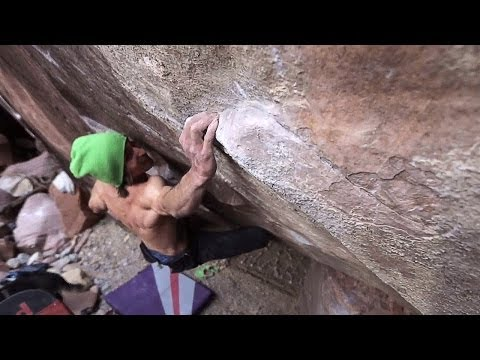 Daniel Woods and Jimmy Webb Climb One of America