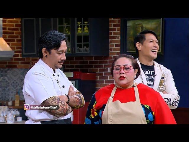Pertemuan Chef Juna & Chef Juntai untuk Menilai Nunung & Mumuk