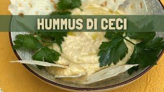 Hummus Ricetta Semplice Senza Tahina.Come Fare L Hummus Di Ceci Senza Tahina Semplice E Leggero Youtube
