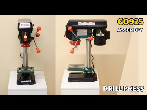 Grizzly G0925 Drill