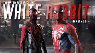 Marvel || White Rabbit (The Matrix Resurrection) Trailer Song