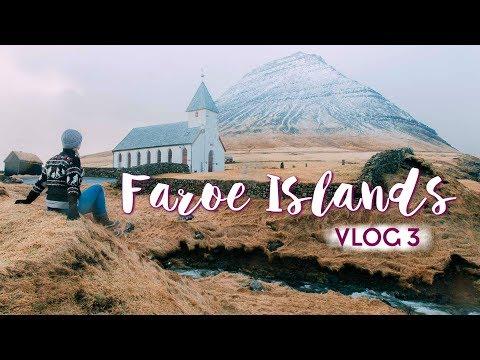 SLÆTTARATINDUR, GJOGV, SAKSUN & TORSHAVN | Faroe Islands Vlog 3