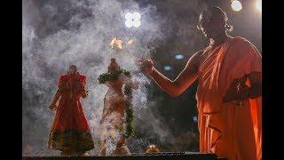 Sri Krishna Janmashtami 2018   Nand Gher Anand Bhayo Full Song   Hare Krishna Movement Ahmedabad