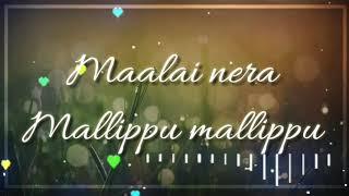 a1-maalai-nera-mallipoo-song-whatsapp-status-santhanam-tara