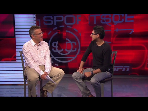 SportsCenter  Adhir Kalyan on Cricket 2012