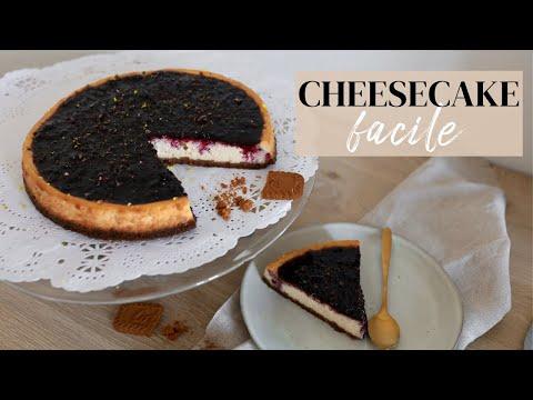 recette-facile---cheesecake-spéculos/myrtilles