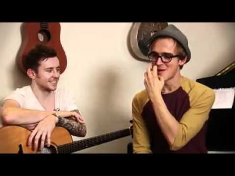 McFly – Danny and Tom Share Songwriting Tips
