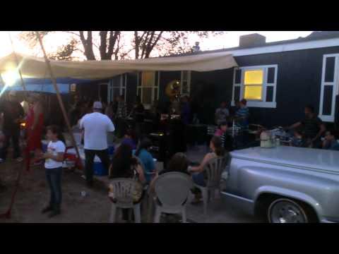 Banda el Terre de jerez in Wendover 2012(4)
