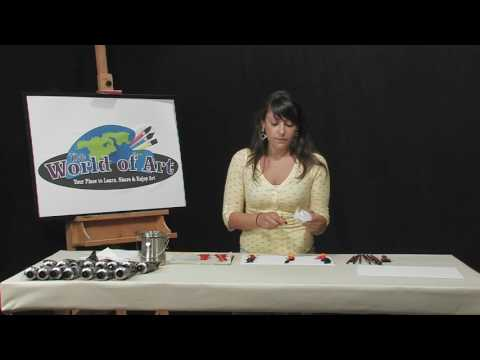 The SoHo Oil Colors With Heather Goldstein