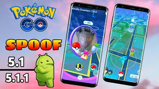 How to spoof Pokemon go in android 2020 | spoof Pokemon go in android 5.1 & 5.1.1