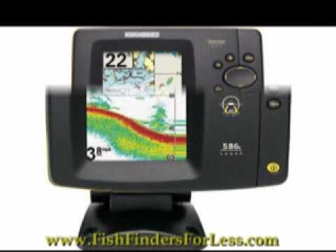 Fish Finders For Sale - New And Used From Hummin Bird, Lowrance, Eagle, Furno, Garmin, Vexilar