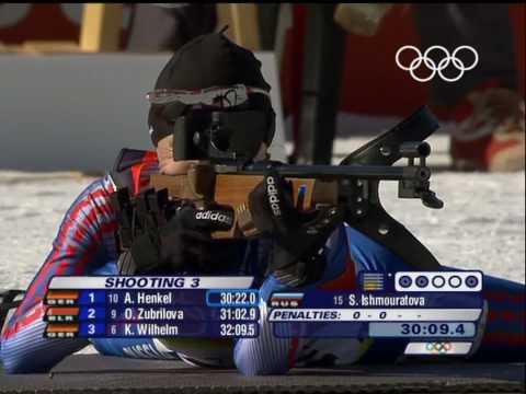 Biathlon - Women