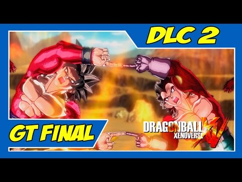 Dragon Ball Xenoverse: DLC PACK 2  - DRAGON BALL GT [FINAL]