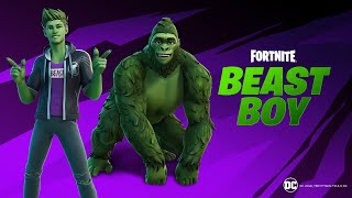 Unlocking BEAST BOY Early! (Fortnite Battle Royale)