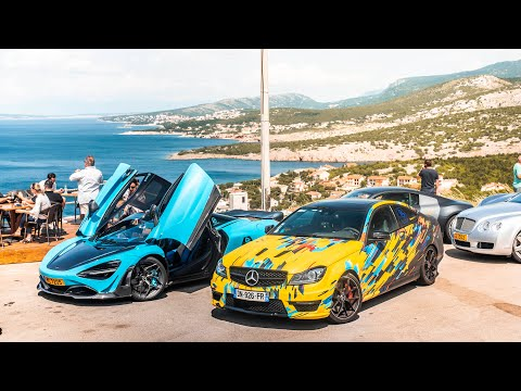 On Découvre La Croatie   DRIVE DELUXE [DailyVlog4]
