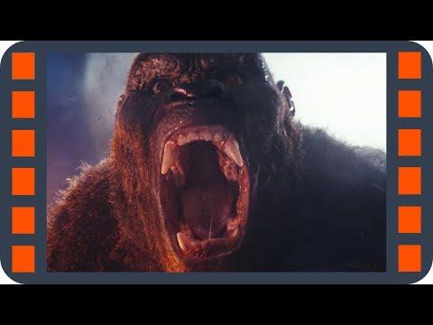 Попытка убить Конга  — «Конг: Остров черепа» (2017) сцена 6/8 HD