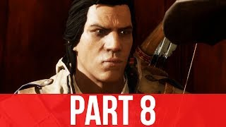 ASSASSIN'S CREED 3 REMASTERED Gameplay Part 8 - SEQUENCE 6 (100% synchronization)