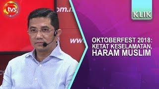 Oktoberfest 2018: Ketat keselamatan, haram Muslim