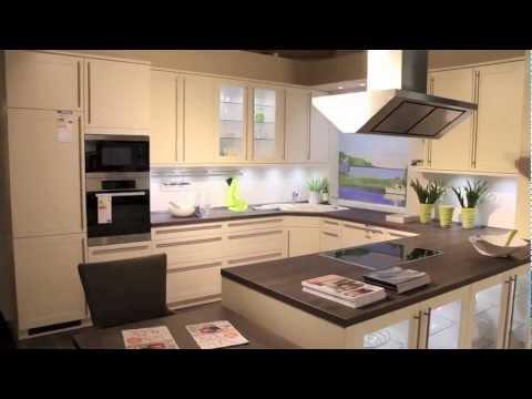 Küchen-Ausstellung auf über 1.200 qm - YouTube | {Küchen ausstellung 10}