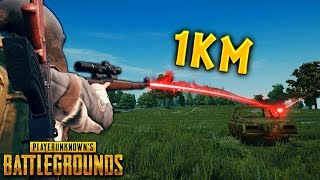 1000 METRE SHOT WTF..!! | Best PUBG Moments and Funny Highlights - Ep.168