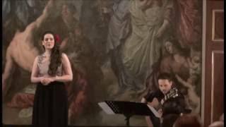 M. de Falla: El paño moruno – Alexandra Aidonopoulou & Fotis Nanos