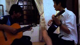 Khúc Hát Mừng Sinh Nhật cover guitar (tặng mắm yobeo)