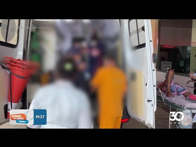 Jovens são baleados durante tentativa de assassinato no Mercado Central -Tambaú da Gente Noite