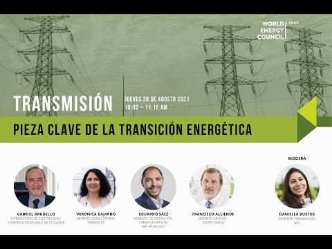 Transmisión, pieza clave para la transición energética