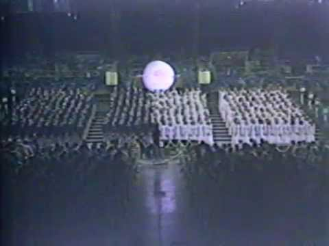 1980 Punahou School Commencement Ceremony (May 31, 1980)