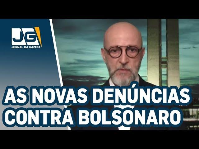 Josias de Souza / As novas denúncias contra Flávio Bolsonaro
