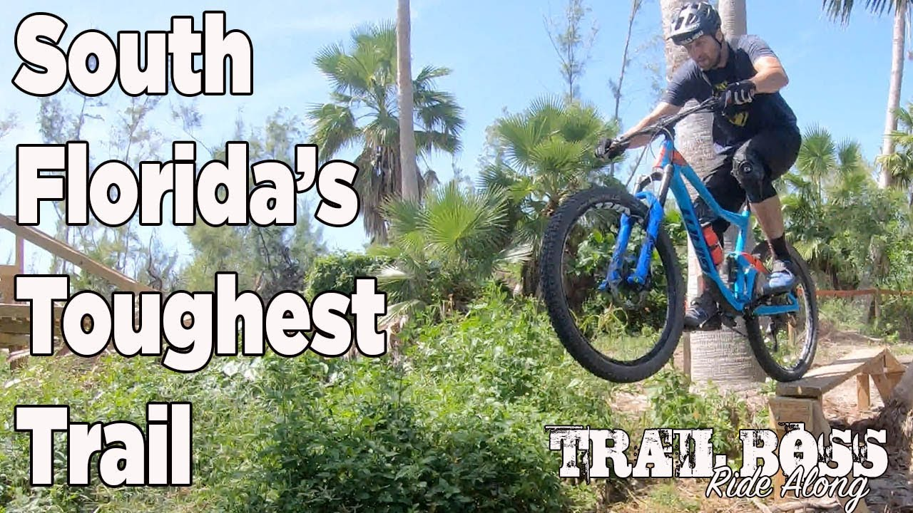 6357ea9baef I RODE MIAMI'S TOUGHEST TRAIL.. THEN MADE IT HARDER - YouTube