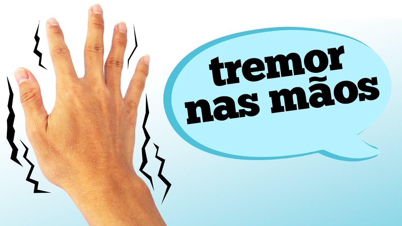 Resultado de imagem para 7 situações que causam tremor nas mãos e no corpo