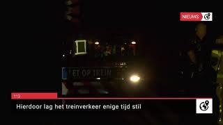 Aanrijding tussen auto en trein voorkomen in Leuvenheim | LokaalGelderland