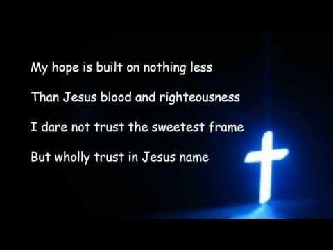 Christ Alone Cornerstone